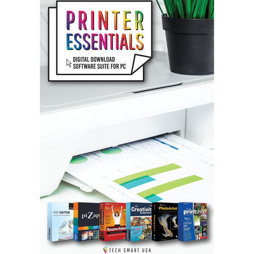 Printer Essentials Digital Download Card for PC