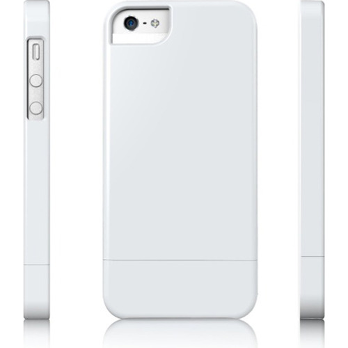 uNu Protective Slider Case for iPhone 5 White