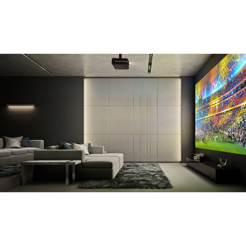 Optoma 4K UHD Smart Home Theater Projector (Works w/ Alexa
