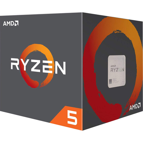 AMD RYZEN 5 1600 AM4 3.2G 16MB 95W WITH WRAITH SPIRE COOLER
