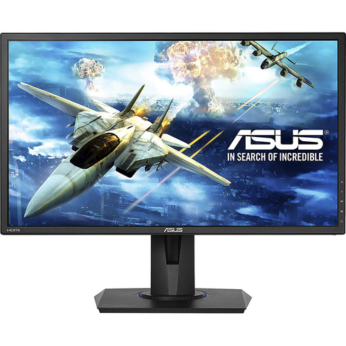 ASUS 24` LED 1ms 1080P Ready Dual