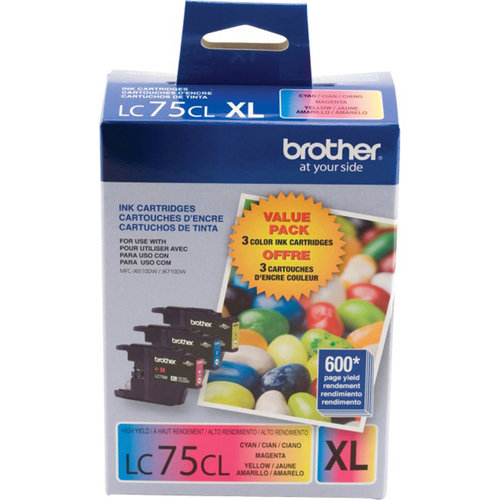 Brother High Yield XL 3 Pack