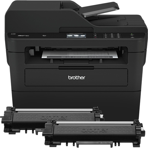 Brother Compact Laser Printer Allin1
