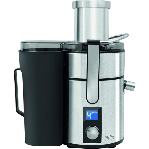 Caso PJ 1000 Slow Juicer 800 Watt 3  Feeding Tube