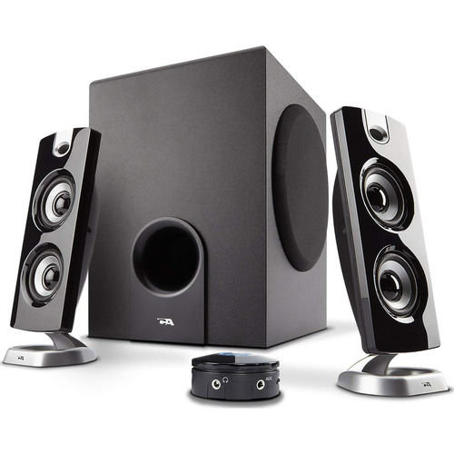 Cyber Acoustics 3 pc Speaker System