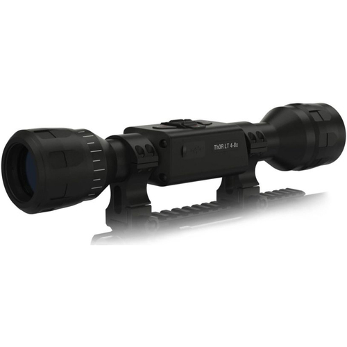 ATN THOR-LT 4-8X Ultra Light Thermal Rifle Scope TIWSTLT148X