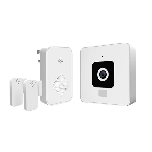 Complete Whole Home Security System and 360 Camera - SCSM006
