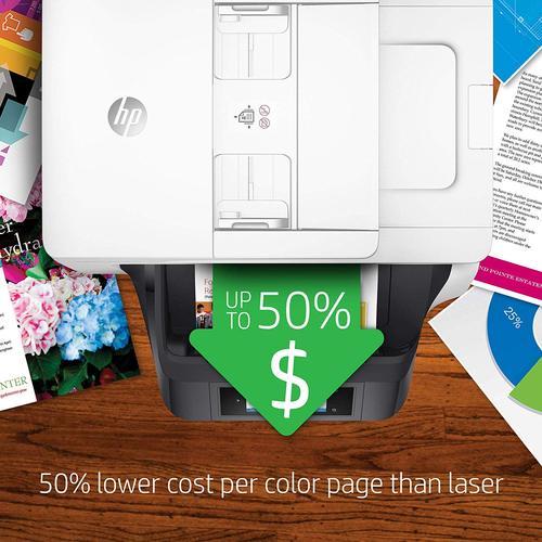 Officejet Pro 8720 Photo Wireless Inkjet All-in-One Printer - Refurbished