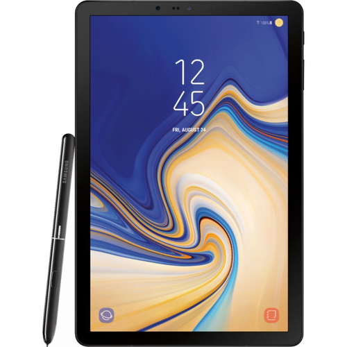 Samsung Galaxy Tab S4 10.5 inch WiFi Tablet (Black 256GB) - Open Box