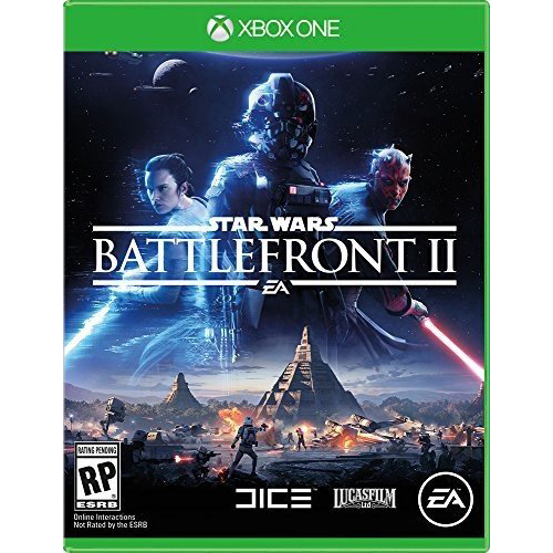 Electronic Arts Star Wars Battlefront II Xbox1
