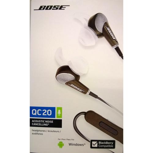 8d170656390 Bose QuietComfort 20 Acoustic Noise Cancelling Headphones - Black. ‹ ›
