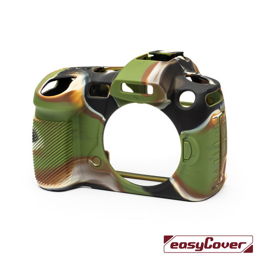 EasyCover Silicone Protection Cover for Panasonic GH5, GH5S (Camouflage)