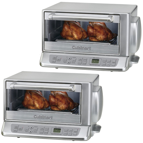 Cuisinart Exact Heat Convection Toaster Oven Broiler (2-Pack)(TOB-195)