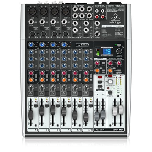 Behringer X1204USB - 12-Channel Mixer       **OPEN BOX**