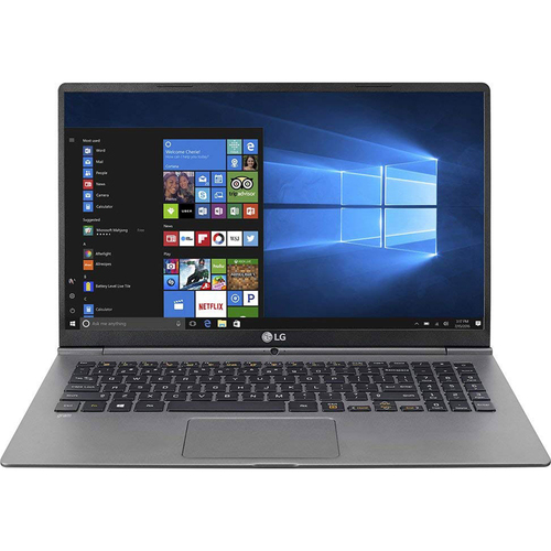 LG Gram Thin and Ultra Light Laptop-15.6` FHD IPS Display Intel Core i7 8550U