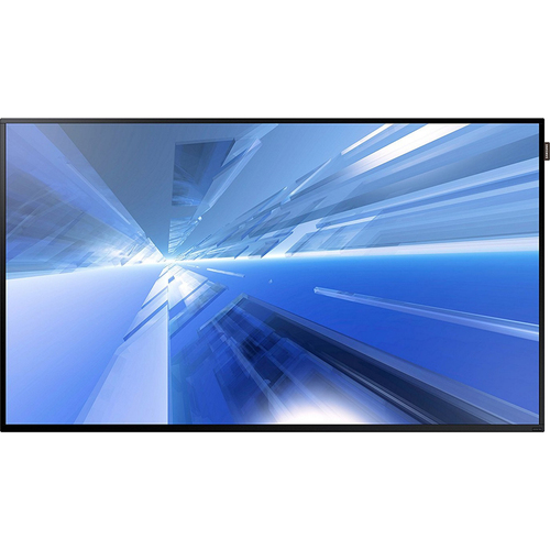 Samsung 32 ` Slim Direct-Lit LED Smart Display for Business - DM32E (Open Box)