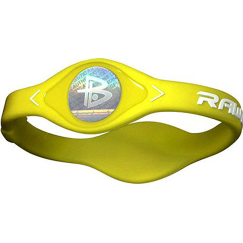 Rawlings Power Balance Performance Bracelet - Optic Yellow (Medium)