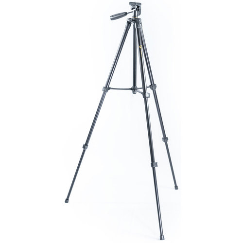 Vanguard VK 203AP 60-Inch Video & Photography Tripod with 3-Way Pan Head & Arm