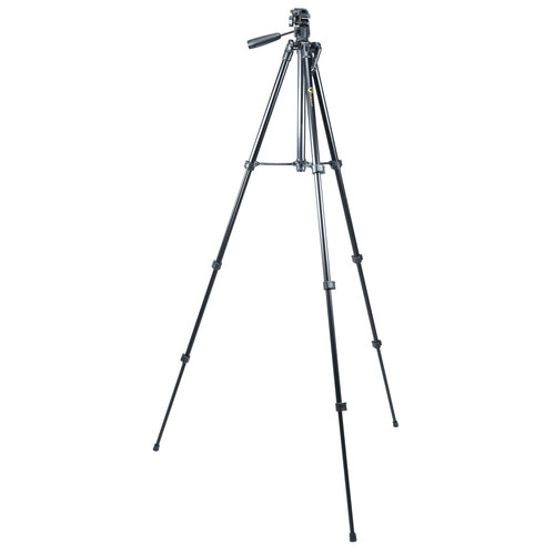 Vanguard VK 204AP 60-Inch Video & Photography Tripod with 3-Way Pan Head & Arm