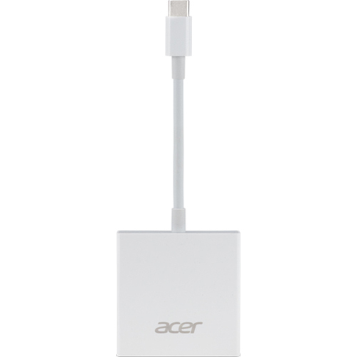 Acer USB Type-C 3-In-1 Adapter - NP.CAB1A.021