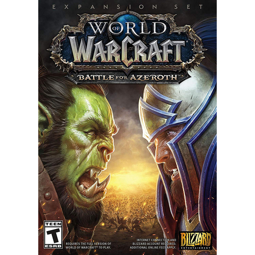 Activision World of Warcraft Battle for Azeroth PC - 73041