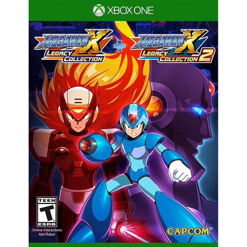 Capcom Mega Man X Legacy Collection 1+2 - Xbox One Standard Edition - 55039