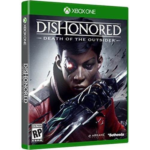 Bethesda Dishonored: The Death of the Outsider - Xbox One - 17225