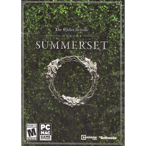 Bethesda The Elder Scrolls Online: Summerset - PC - 17294