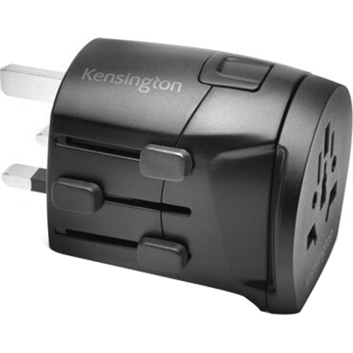 Kensington Grounded International Travel Adapter - K38237WW