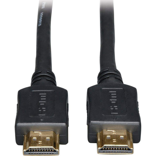 Tripp Lite High Speed HDMI Cable; HD 1080p; Digital Video with Audio - P568-025