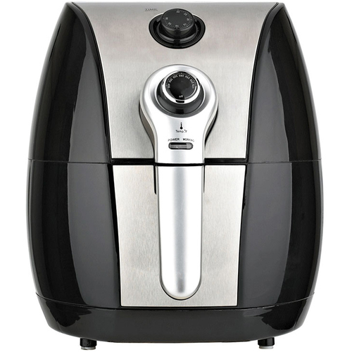 Brentwood Select 3.4 Quart Electric Air Fryer with Timer and Temperature Control AF-32MBK