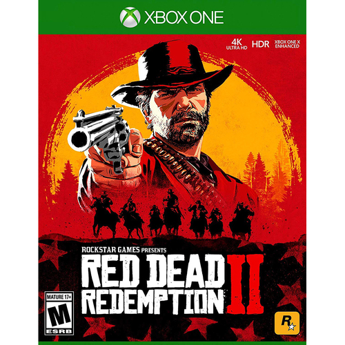 Take-Two Red Dead Redemption 2 Xbox One - 49891