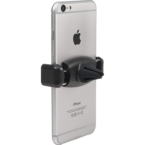 Targus iStore Car Vent Mount Smartphones iPhone up to 6` Screen in Black - AES001CAI