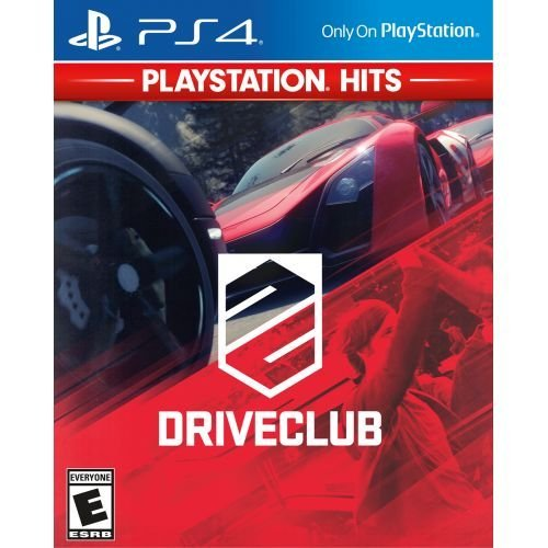 Sony DriveClub HITS - PlayStation 4 - 3003515
