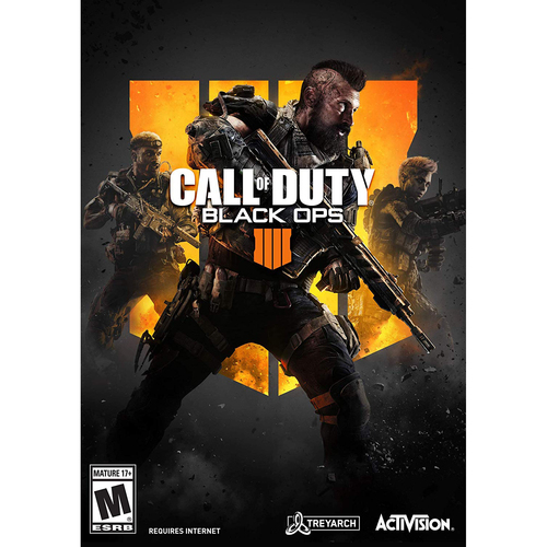 Activision Call of Duty: Black Ops 4  PC