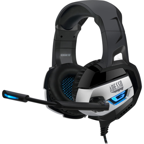 Xtream G2 Stereo USB Gaming Headphone/Headset with Noise Canceling Microphone