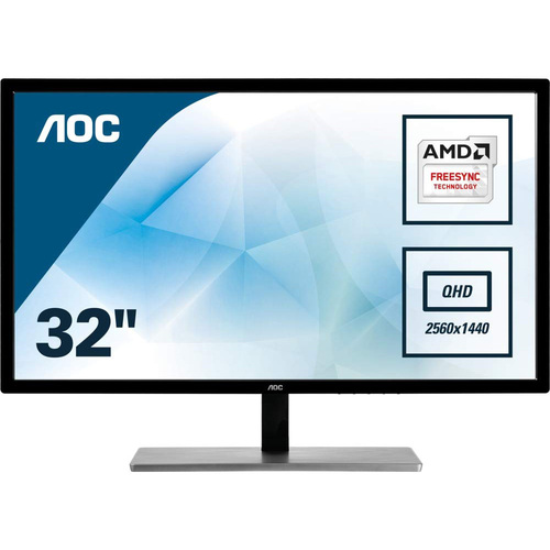 AOC 32` LED LCD Monitor