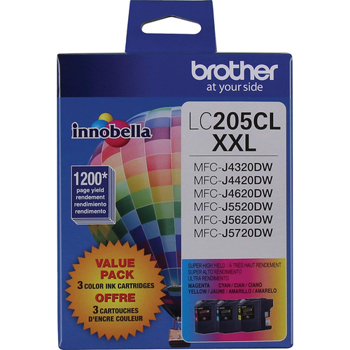 Brother Super High Yield XXL 3 Pack