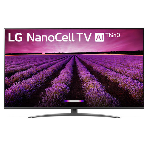 LG 65SM8100AUA 65` Nano Cell 4K Ultra HD LED Smart TV w/ ThinQ AI (2019 Model)