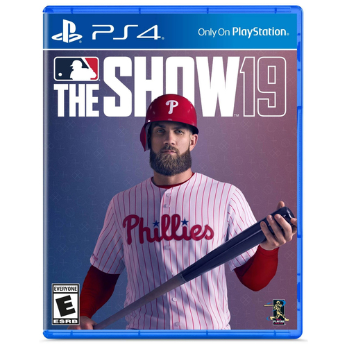 Sony MLB The Show 19 Standard Edition Video Game for PlayStation 4