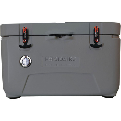 Frigidaire 70-Quart EXTREME Rotomolded Hard Cooler with Thermometer