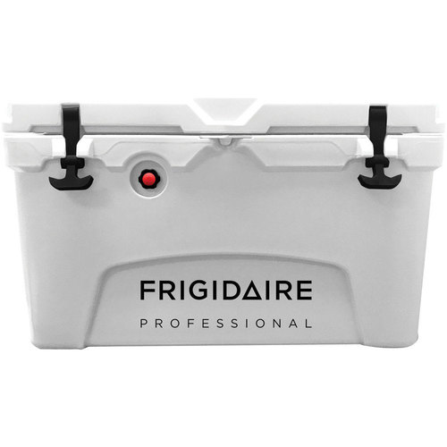 Frigidaire 45-Quart EXTREME Rotomolded Hard Cooler with Bottle Opener & Pressure Release