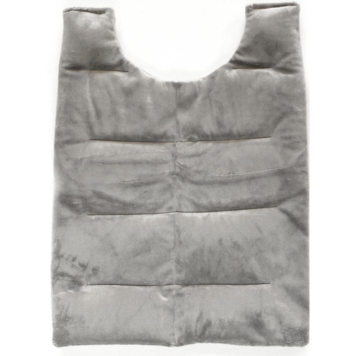 Herbal Concepts Back Wrap with Hot & Cold Therapy, Charcoal HCBACKC