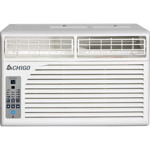 Chigo AC 6400 BTU Window Air Conditoner Electronic Controls