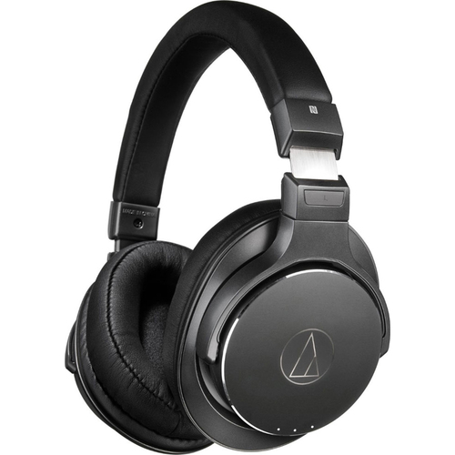 Audio-Technica ATH-DSR7BT Wireless Over-Ear Headphones with Pure Digital Drive - Open Box