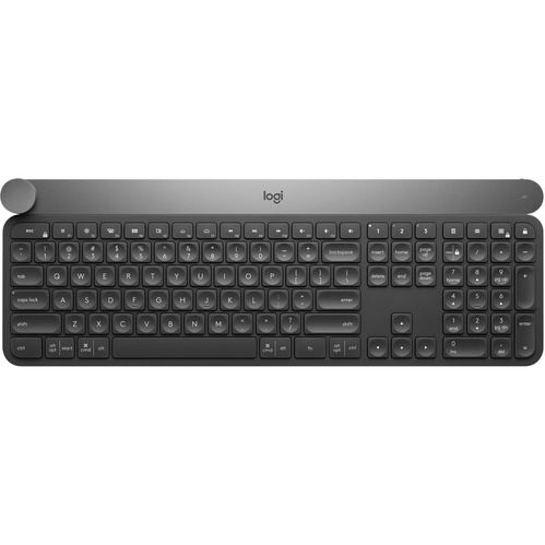 Craft--Advanced Wireless Bluetooth Keyboard with Creative Input Dial 920-008484