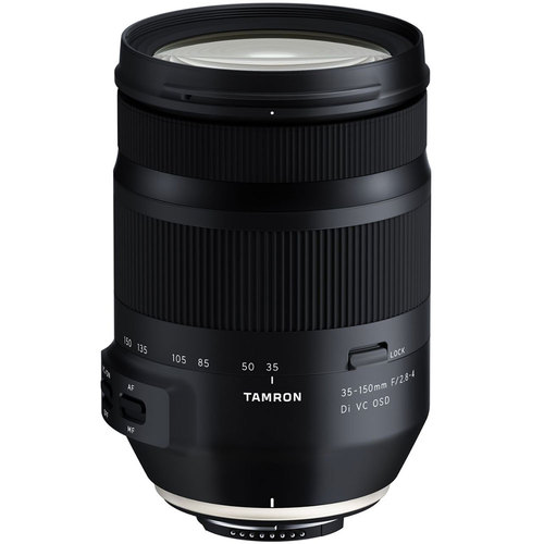 Tamron 35-150mm F/2.8-4 Di VC OSD Full Frame Zoom Lens for Nikon F Mount - (A043)