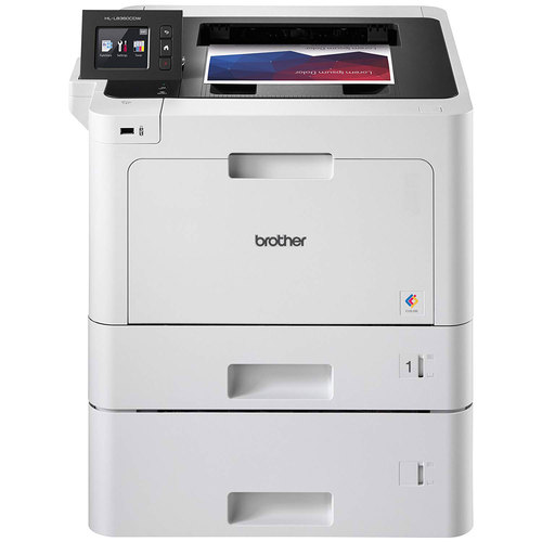 Brother Business Color Laser Printer, HL-L8360CDWT, Wireless Networking