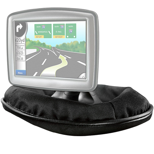 Universal Weighted GPS Navigation Dash-Mount for Garmin, TomTom, Magellan