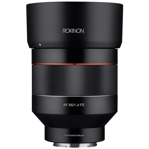 Rokinon 85mm F1.4 Full Frame Telephoto Lens for Sony E
